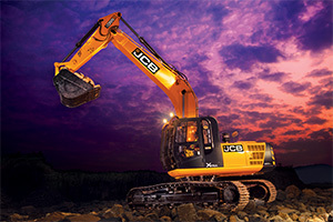 JCB JS220LC Tracked Excavators Colombo