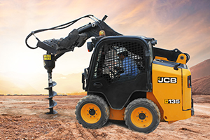 JCB 135 Skid Steer Loaders Colombo